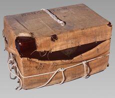 Chinese settler's trunk