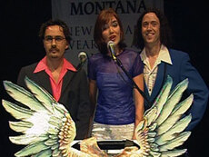 Montana New Zealand Wearable Art awards