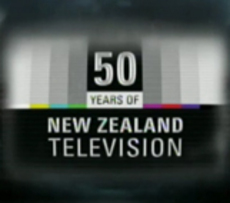 50 Years of New Zealand Television