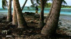 Once an island