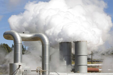 Cheap power expected from geothermal plant