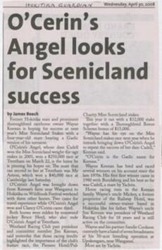 Miss Scenicland Success