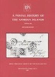 A postal history of the Samoan Islands