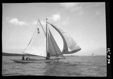 [Regatta - Official opening of the Auckland yachting season]