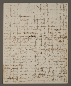 Letter from Marianne Williams to Marianne Davies, April 8, 1845