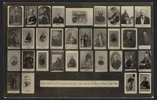 Officers of the 65th Regiment