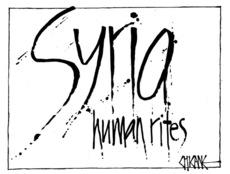 Winter, Mark 1958- :Syria - human rites. 28 May 2012
