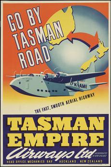 The Tasman road