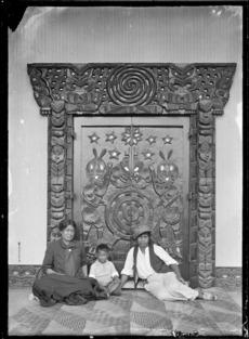 Mahina-a-Rangi meeting house