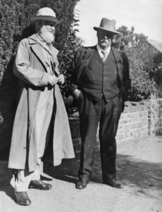 George Bernard Shaw in New Zealand 1934