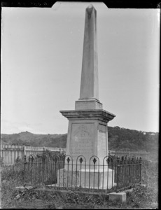 Treaty of Waitangi monument