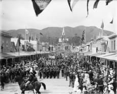 Celebration of Queen Victoria's Golden Jubilee