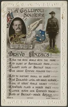 A Gallipoli souvenir