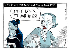 NZ's plan for tackling child poverty