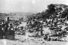 Wounded soldiers, Gallipoli