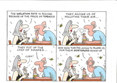 Inflation and tobacco