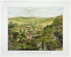 A settler's home