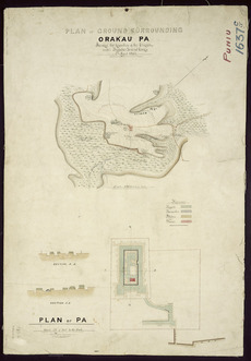 Images relating to the New Zealand Wars