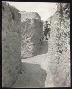 View in Russell's top trenches