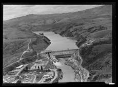 Roxburgh Dam, Otago Region