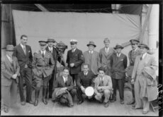 First Byrd Antarctic Expedition