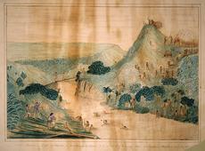 Fight at Waiari, on the Mangapiko river