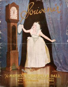 The Mayor's cinderella ball