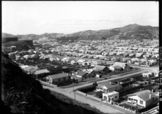 Houses in Miramar, Wellington