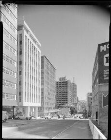 The Terrace in 1970