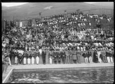Wellington College swimming sports