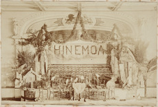 Stage set for Hinemoa
