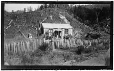 Settler's dwelling