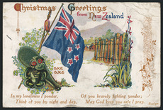 Christmas greetings from NZ