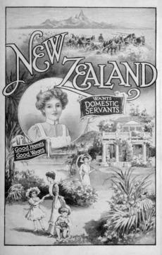 New Zealand wants domestic servants