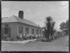 Treaty House and garden, Waitangi