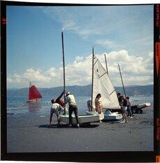 P class yachting