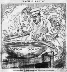Samoa soup