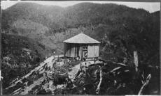 Maungapohatu School, formerly Rua Kenana's whare kanikani