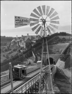 Kelburn cable Car