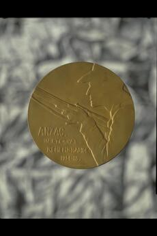 Anzac medal