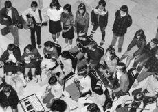 School orchestra