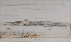 Wanganui. New Zealand. October 1847