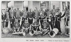 Maori brass band