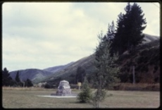 Cairn commemorating the Wairau Affray