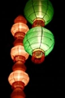Lanterns, Chinese New Year