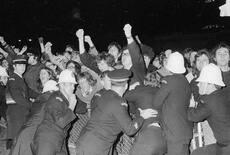 Anti-apartheid protest, 1970