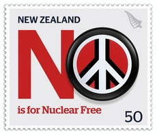 Nuclear-free stamp