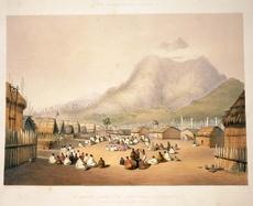 Ngāruawāhia - December 1863