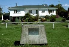 Te Ranga NZ Wars memorial