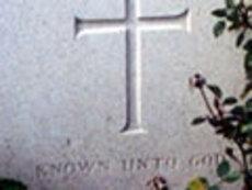New Zealand war graves